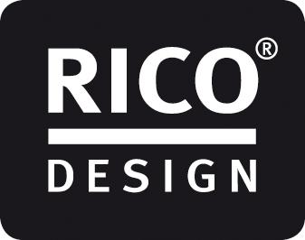 Intemporels Baby Knits nos partenaires layette, tricot et laine. Logo Rico