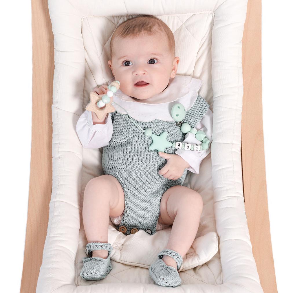 Layette lignes Intemporels Baby Knits accessoires bébé
